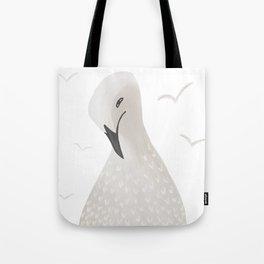 Larus portrait Tote Bag