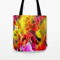 holiday Tote Bags featuring Holiday by BeachStudio