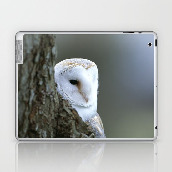 BARN OWL APPEARANCE Laptop & iPad Skin