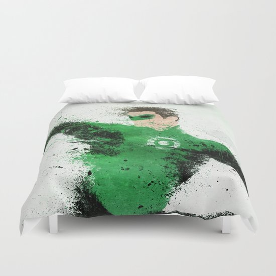 The Ring Duvet Cover