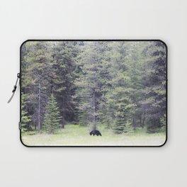Bear sighting Laptop Sleeve