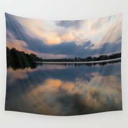 Lake in swabia Wall Tapestry