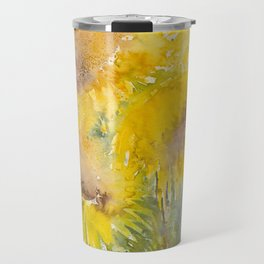 Sunburst Travel Mug