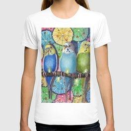Parakeet Theater T-shirt