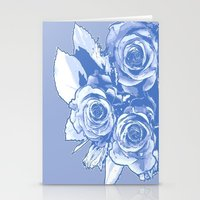blueprint Stationery Cards featuring BluePrint by Laurkinn12