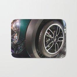 BMW Mini Paceman Wheel Bath Mat