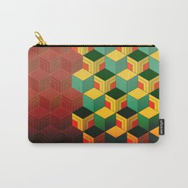 tomioka giyuu pattern Carry-All Pouch