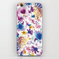 marine iPhone & iPod Skins featuring MARINE by BluePurple