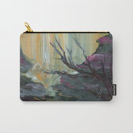 Waterfall Cliffs Carry-All Pouch