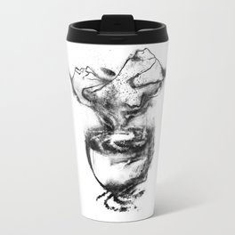 A cuppa dreams Travel Mug