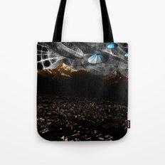 Invasion Tote Bag