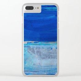 SARGASSO SEA Clear iPhone Case