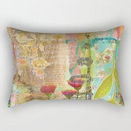 Thistles Rectangular Pillow