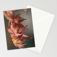 A Sign Of Fall Stationery Cards