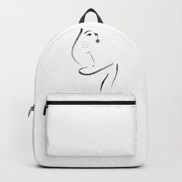 Portrait #1 Backpack
