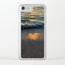 Yes, the Ocean Knows Clear iPhone Case