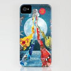 Luna Marina Slim Case iPhone (4, 4s)