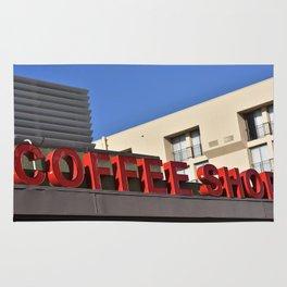 Coffee Shop Rug