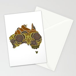 SEE THE LAND Stationery Cards