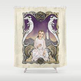 Neverending Story Shower Curtain