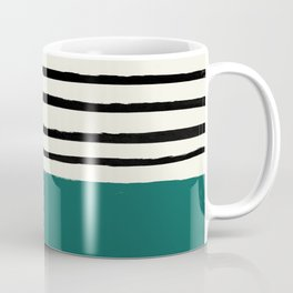 Jungle x Stripes Coffee Mug