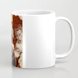 Jame Dean - Grunge Style - Coffee Mug
