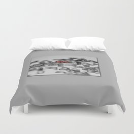 coffee style Duvet Cover