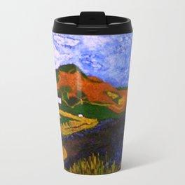 LAKESIDE VIEW  Travel Mug