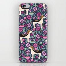 Beautiful Beagle iPhone & iPod Skin