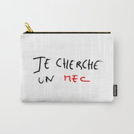 Diogene ... Je cherche un mec... Carry-All Pouch