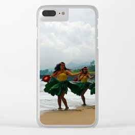 Culture in Hawaii Clear iPhone Case