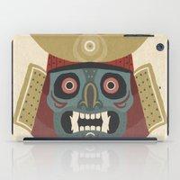 samurai iPad Cases featuring Samurai by James White