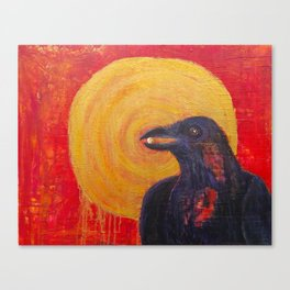 SPIRIT KEEPER Canvas Print