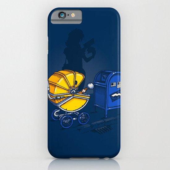 Sending it back iPhone & iPod Case