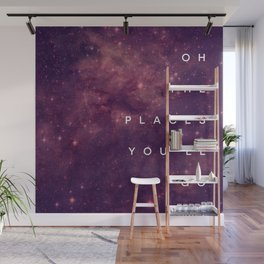 The Places You'll Go I Wall Mural