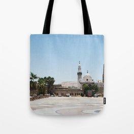 Temple of Luxor, no. 19 Tote Bag
