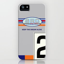 SRCPreparations No24 Carter iPhone Case