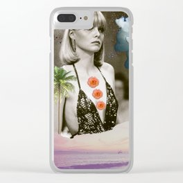 The 2nd Chakra of the World Clear iPhone Case