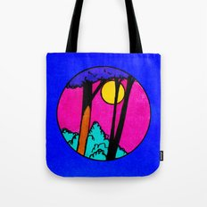 Some Kind of Place Tote Bag