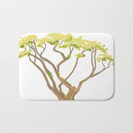 Arbutus Tree 1 Bath Mat