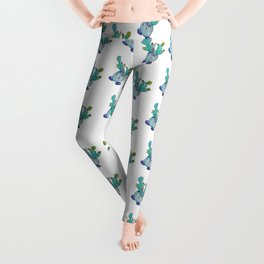 Prickly Pear Cactus Boi Leggings