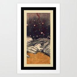 Claustrophobia Art Print