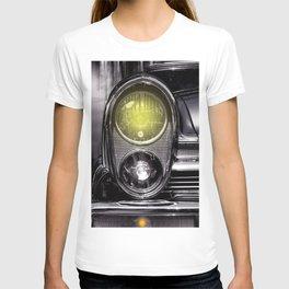 Front lights T-shirt