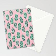 Pattern Project #42 / Ferns Stationery Cards