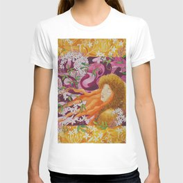 Jasmine - the best scent T-shirt