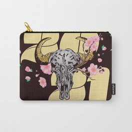 Year of the Ox Carry-All Pouch