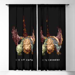 C is for Chimera Blackout Curtain