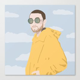 Mac Miller Canvas Print