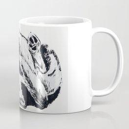 Husky Side UP Coffee Mug