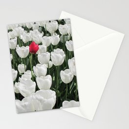 The Odd One Out Stationery Cards